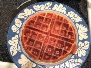 Super Easy Belgian Waffle Recipe & Video Guide projectevemoms.com