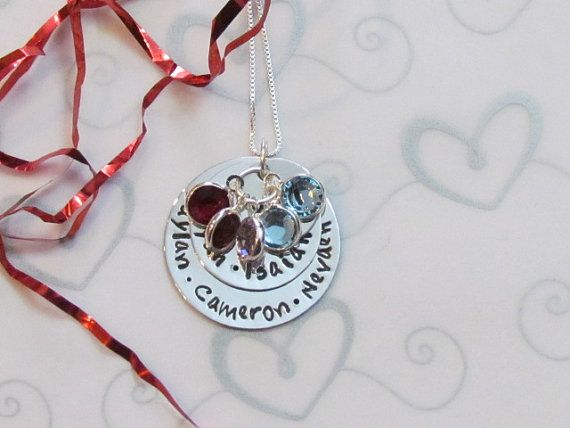 GRANDMOTHERS LOVE -- Personalized with grandchildren's names