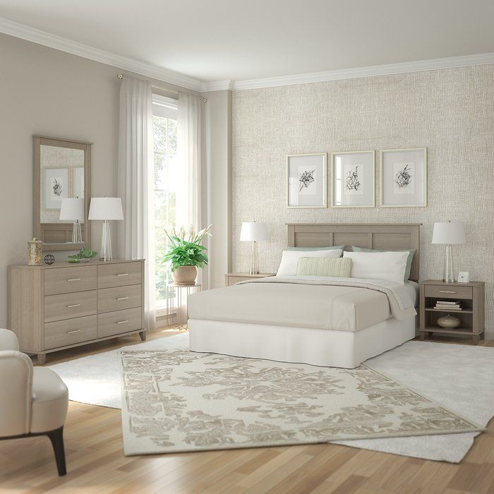 Coral And Black Bedroom Silver Carpet Bedroom Bedroom Decor Mirror Black And White Themed Bedroom Decorating Ideas: Valencia 5 Piece Bedroom Set In 2019