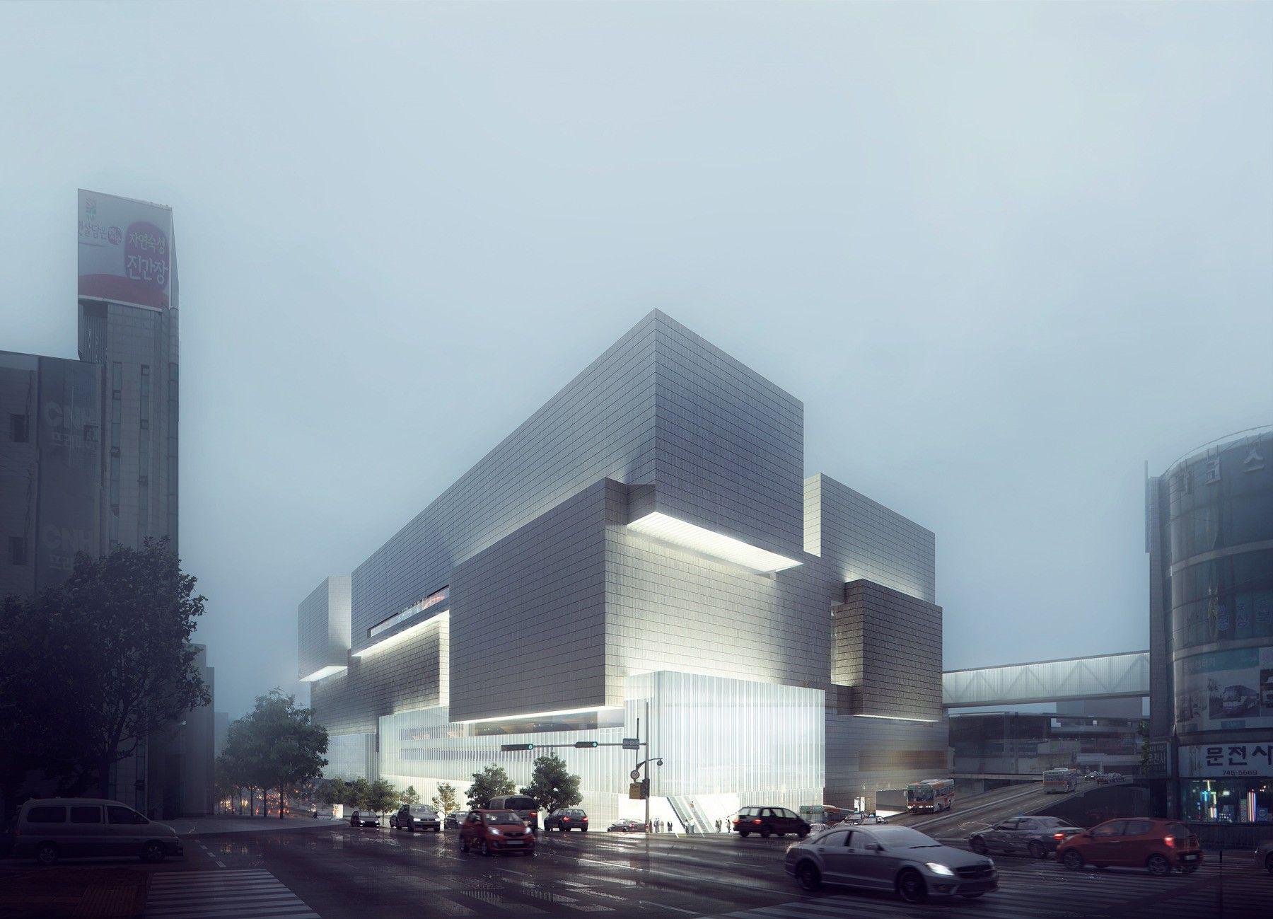 Architektur Rendering work mir bergen visualization visualisierung architektur und