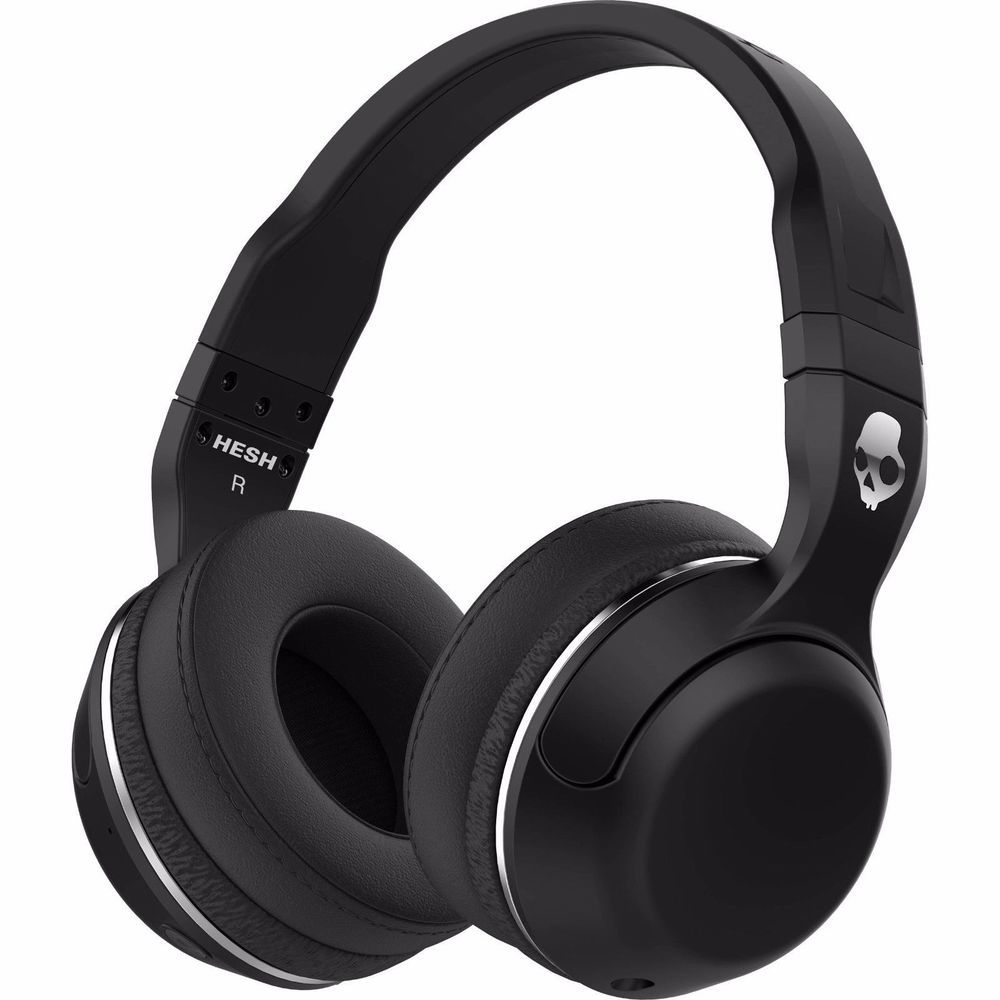 ghostek cuffie  Skullcandy Hesh 2 Bluetooth Wireless Headset With Mic Headphones ...