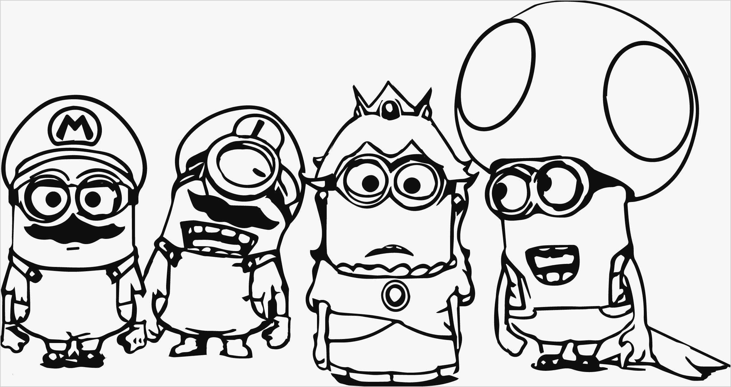 Minion Printable Coloring Pages Free Collection Of 43 Minion