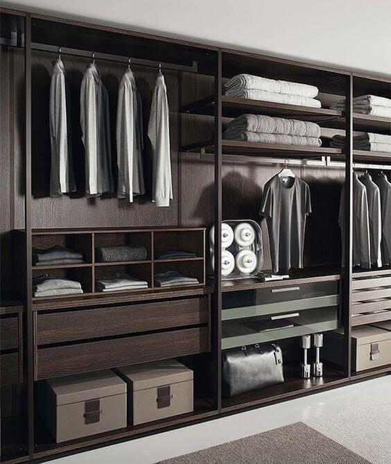 41 Dreamy Closet Organizers For Walk In Closets Closet Designs Dressing Room Design Closet Bedroom