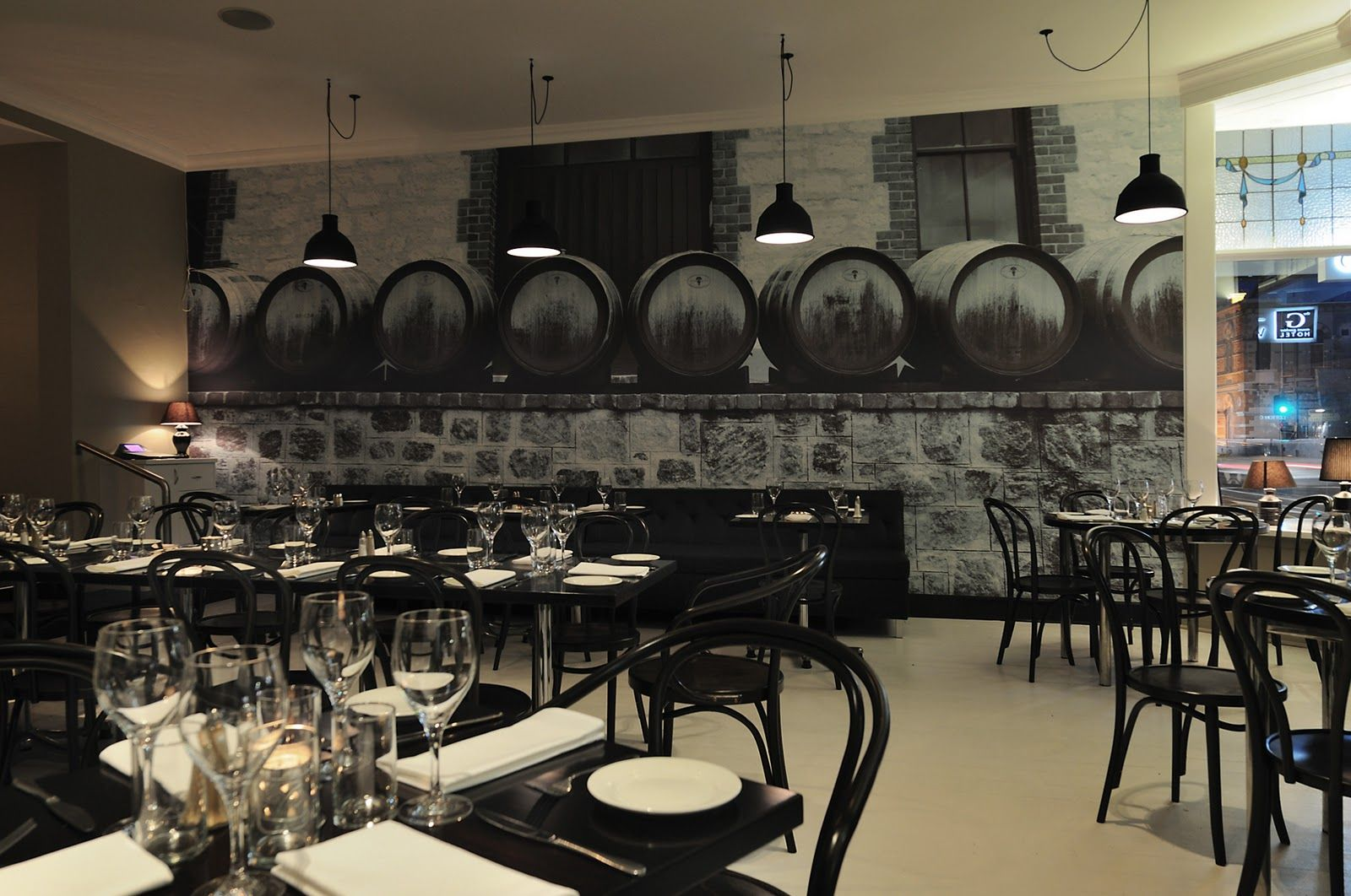 1862 Wine Bar U0026 Grill By Samantha Agostino, Mount Gambier Australia Store Design  Bar And Restaurant