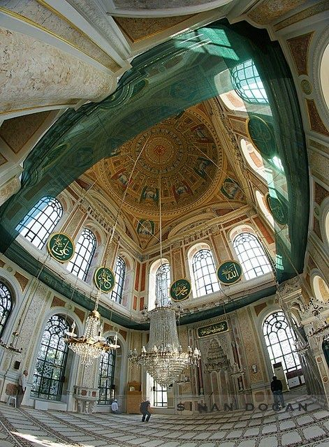 :::: PINTEREST.COM christiancross :::: Ortakoy Mosque,Istanbul/Turkey