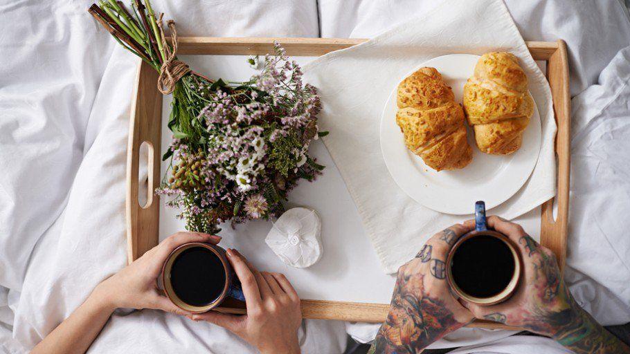 Dia dos Namorados: 9 dicas para fazer bonito no café da manhã