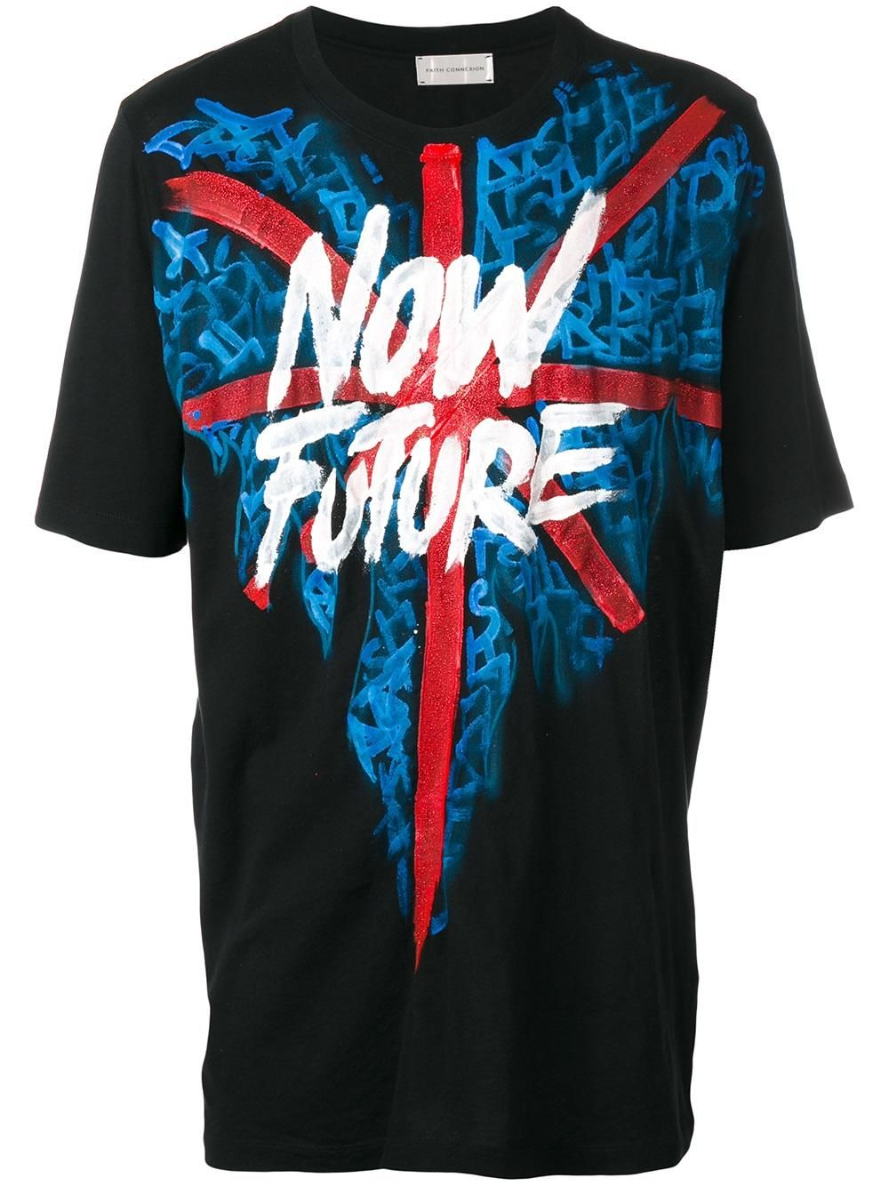 Faith Connexion camiseta Now Future