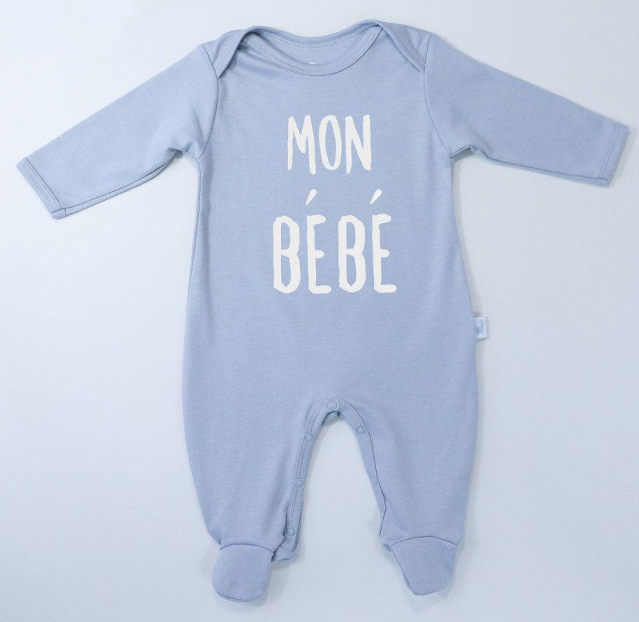 gender reveal annoucement-newborn baby footie, newborn footed ...