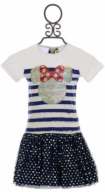 e1a7371ef31 Desigual Minnie Mouse Dress Stripes