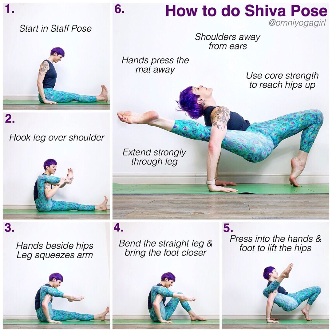 Advanced Yoga Poses Hamstrings