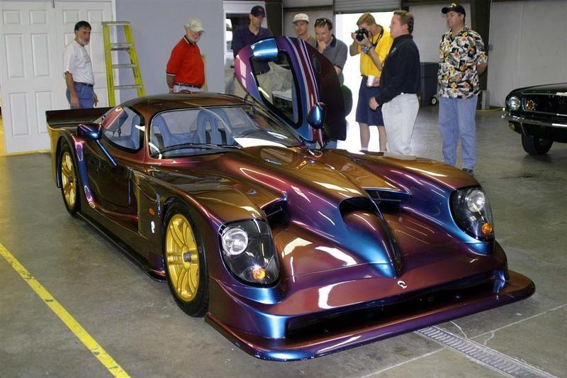 Ultra Rare Panoz Esperante Gtr Road Car In Person Car Cool Cars