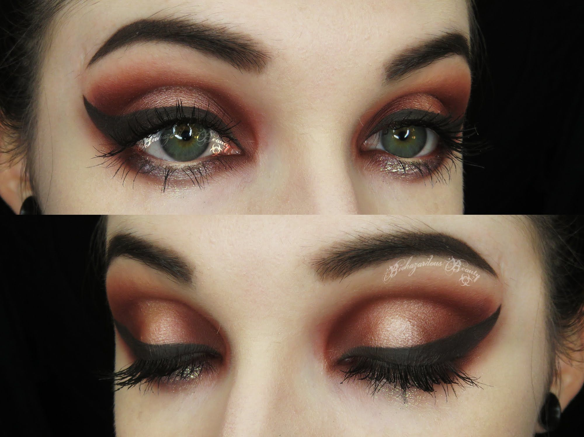 Tavolozza Trucchi ~ Nyx ultimate warm neutrals palette review tutorial! i love that