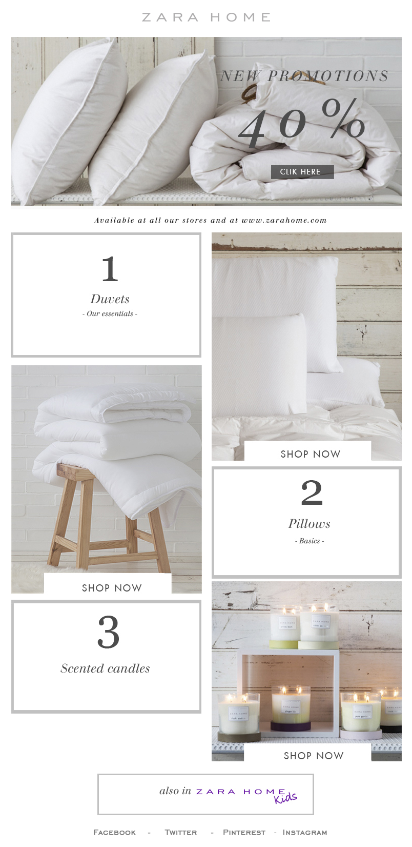 promotion zara home