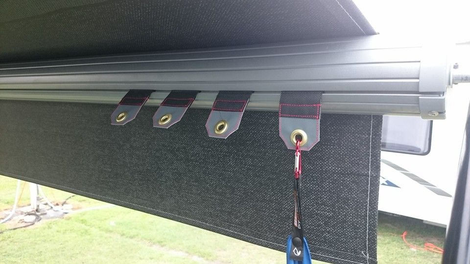 Facebook Roll Out Awning Caravan Awnings Hanging Lights