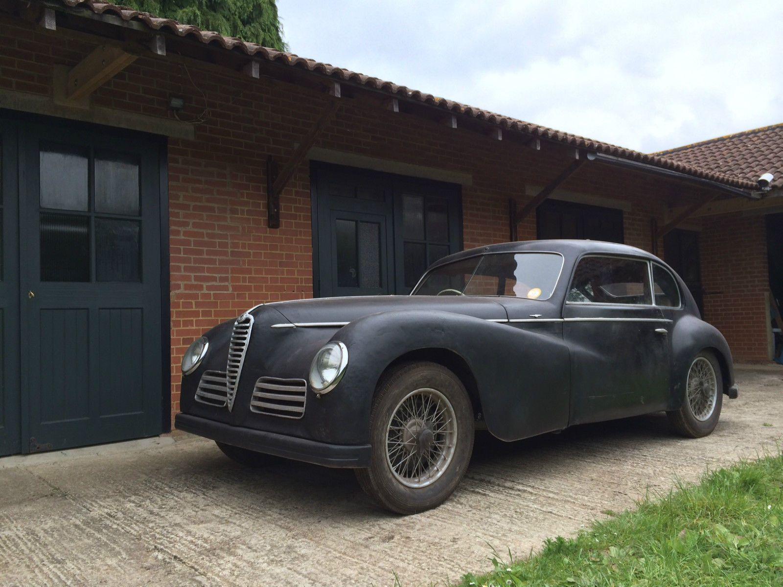 Alfa Romeo 6C Oldtimer – Auto Bild Idee