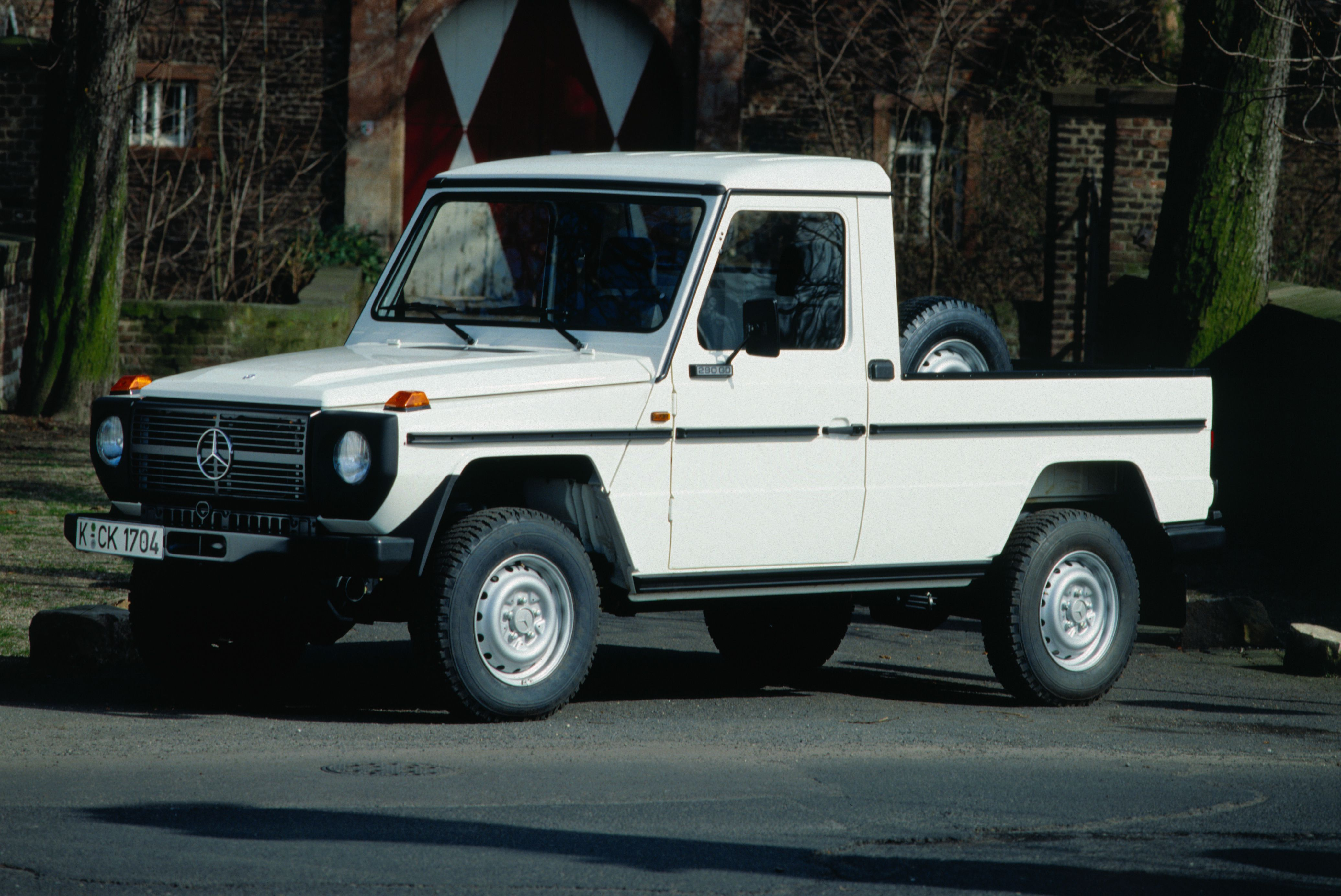 Celebrating The G Wagen S 40th Birthday With Images Mercedes