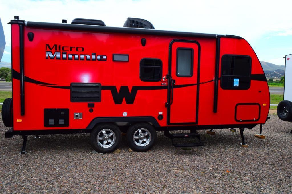 2016 winnebago micro minnie 2106fbs travel trailer dewey