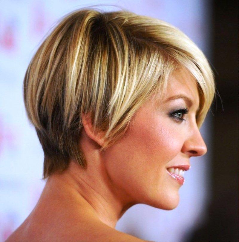 Cute Layered Razor Cut Hairstyle Hair Short Hair Styles Short