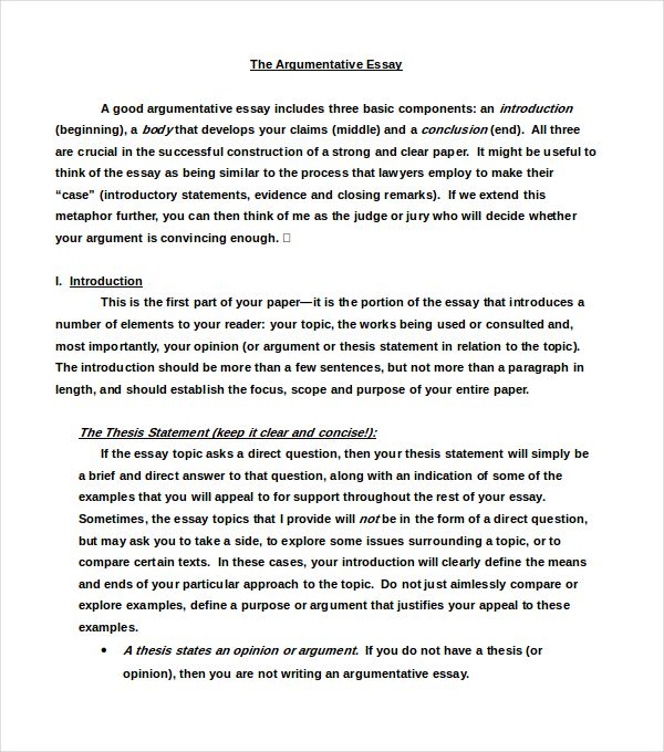 Image Result For Argumentative Essay  Ged Prep