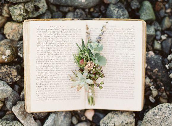 Natural beauty styled shoot ~ Blush Wedding Photography