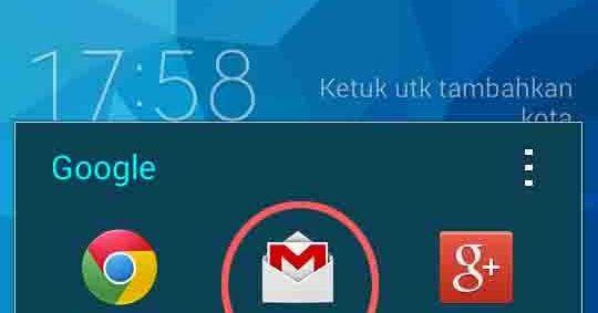 Langkah Langkah Membuat Email Baru Di Google Cara Buat Gmail Lewat Hp Aplikasi Blog Google