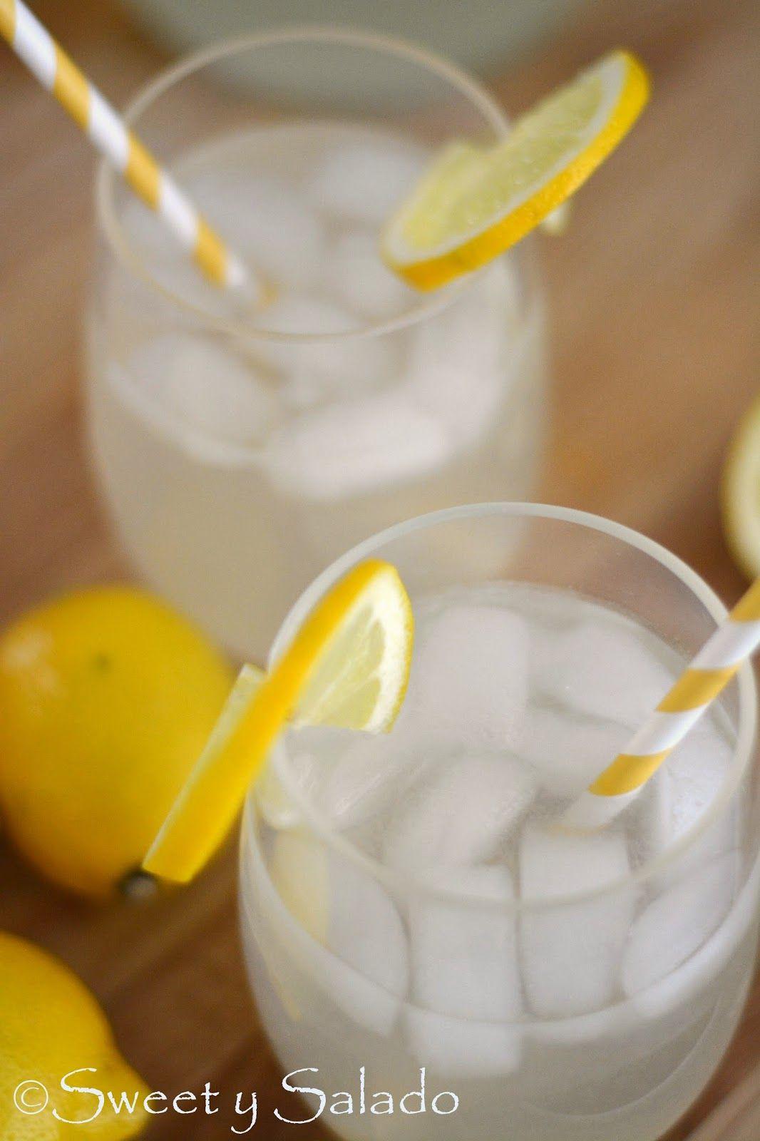 Lemonade - Sweet y Salado #bestlemonade
