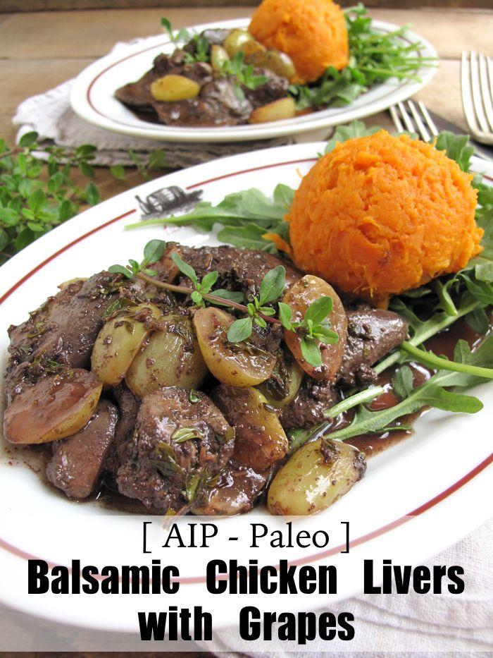 AIP / Paleo Balsamic