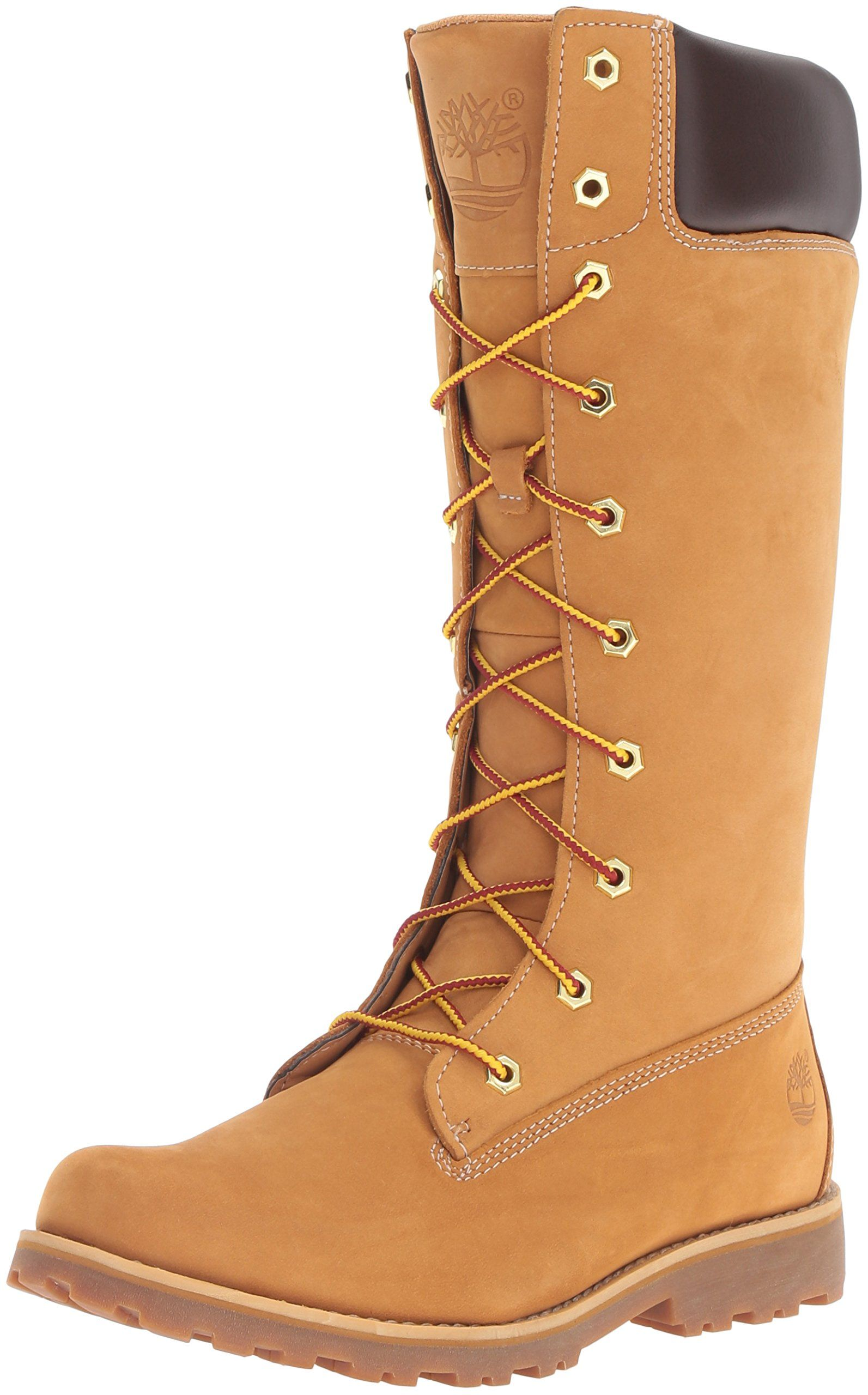 031fb5b625c9 Timberland Asphalt Trail Classic Tall Lace Up With Side Zip Toddler Little  Kid Big KidWheat7 M US Big Kid     Be sure to check out this awesome  product.
