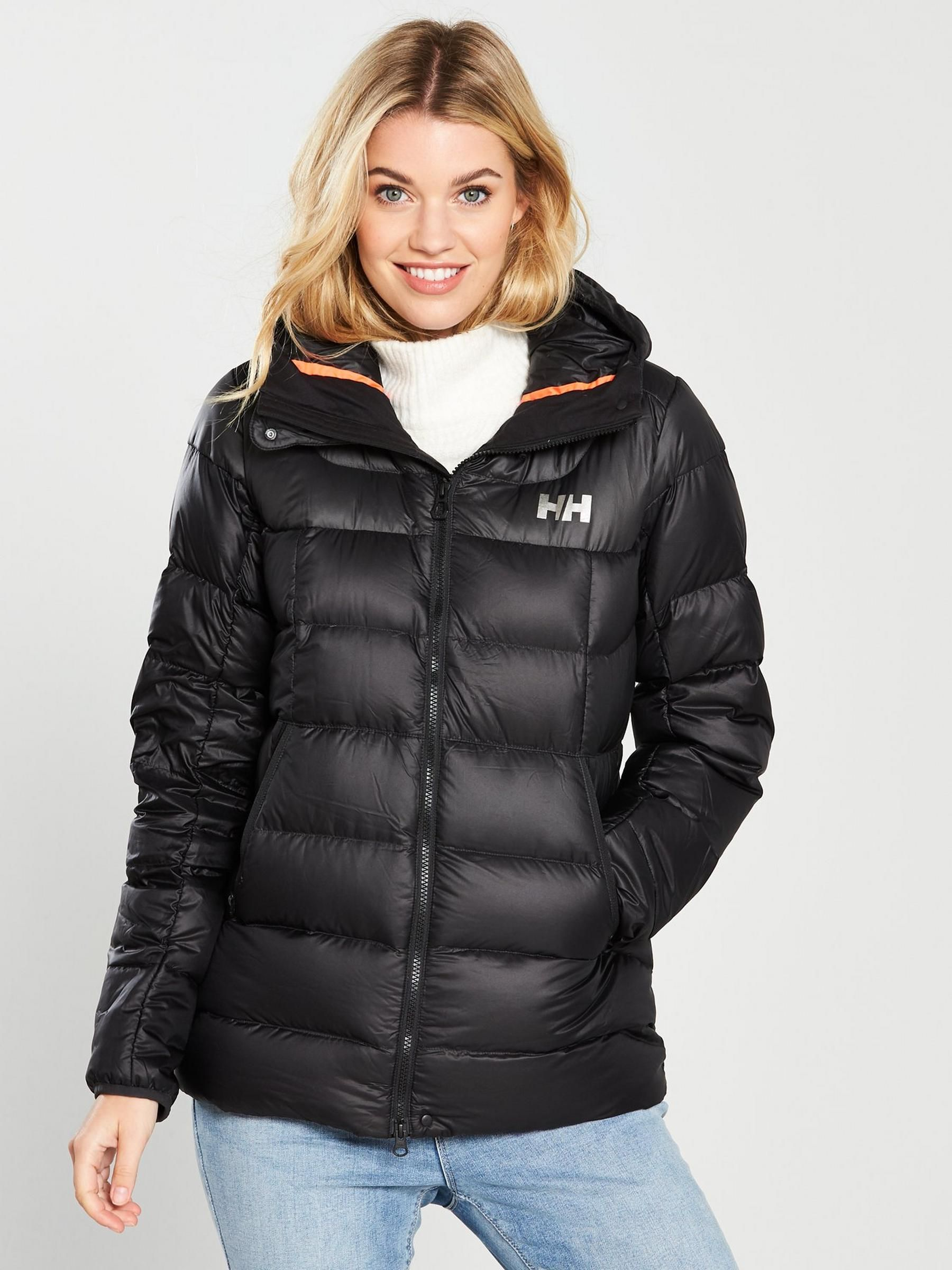 41cc3addd Helly Hansen Glacier Down Jacket - Black in 2019 | puffy jacket ...