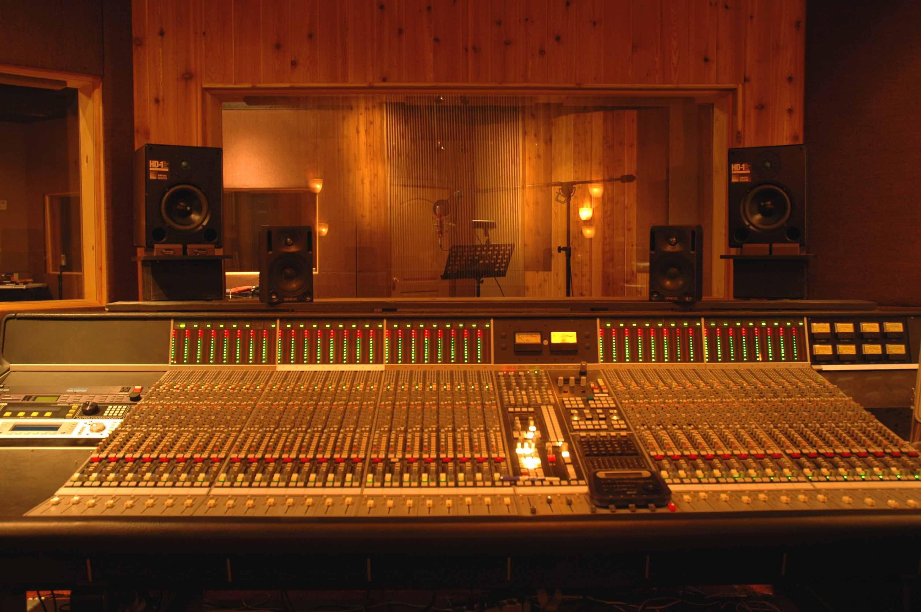 Custom Recording Studio Free Pictures Finder