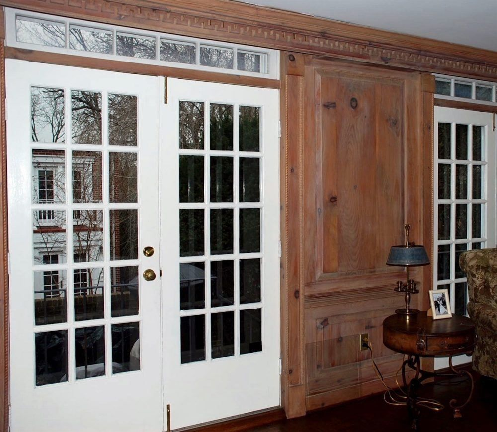 By Perfection – Should She Paint Wood Paneling?