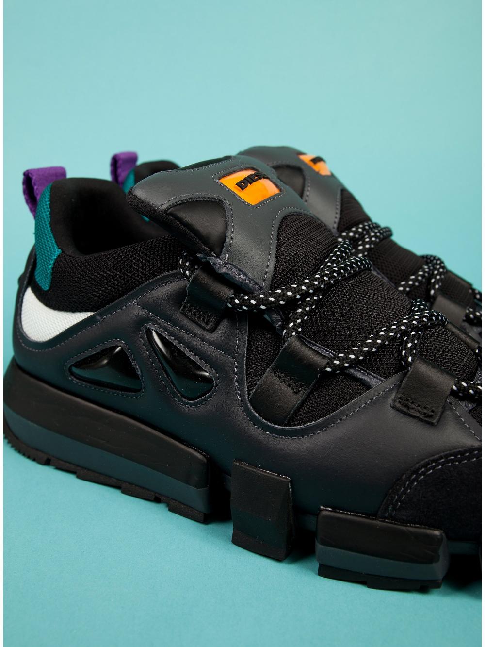 Diesel Sneakers H-Padola Low S-Black