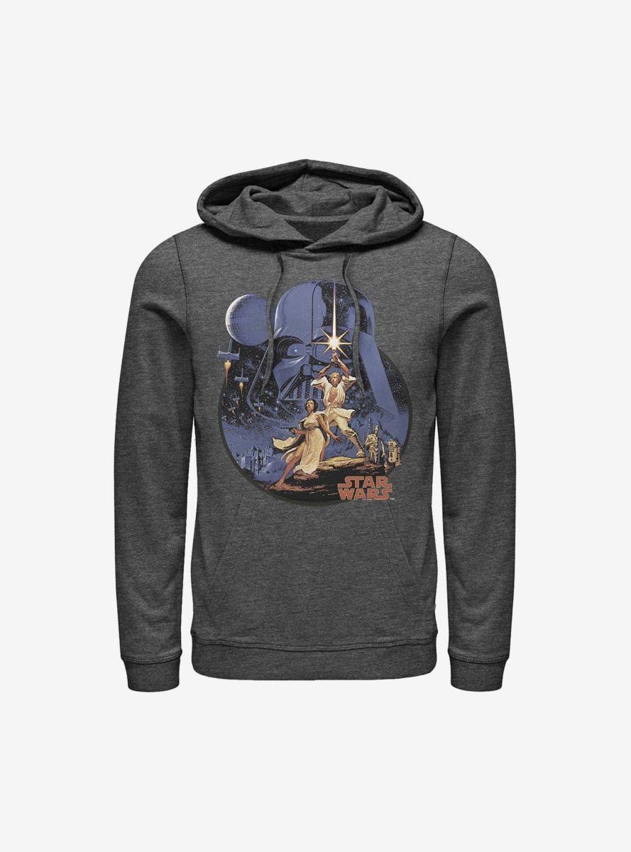Star Wars Stellar Vintage Hoodie Vintage Hoodies Hoodies Sweatshirts Hoodie [ 1200 x 889 Pixel ]