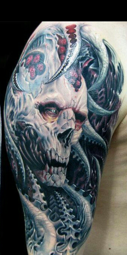 sick ink of the day tattoos pinterest sick metal