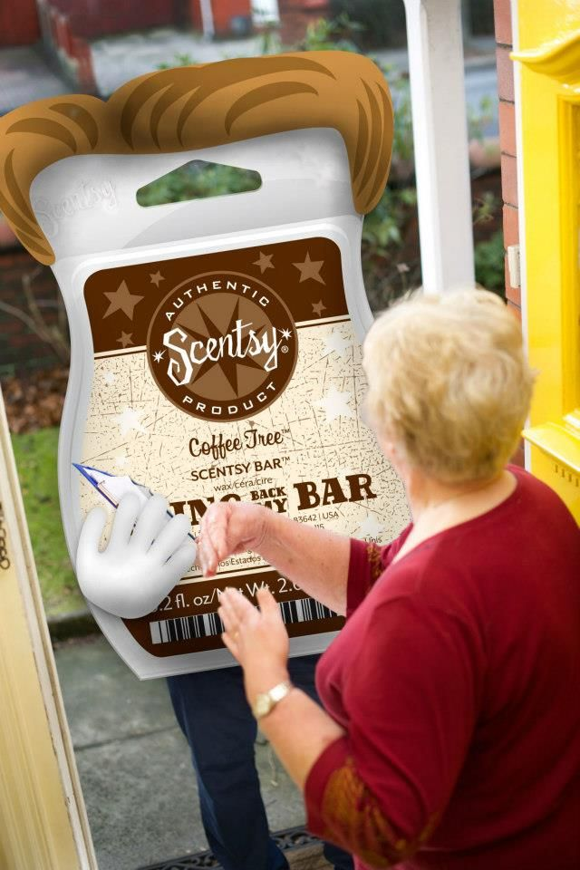 coffee tree scentsy bar...mix with haxelnut latte or mochadoodle. Vanilla cream, maybe?
