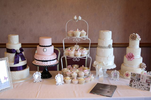 Wedding Fayre, Windmill Village Hotel by Cotton and Crumbs, via Flickr