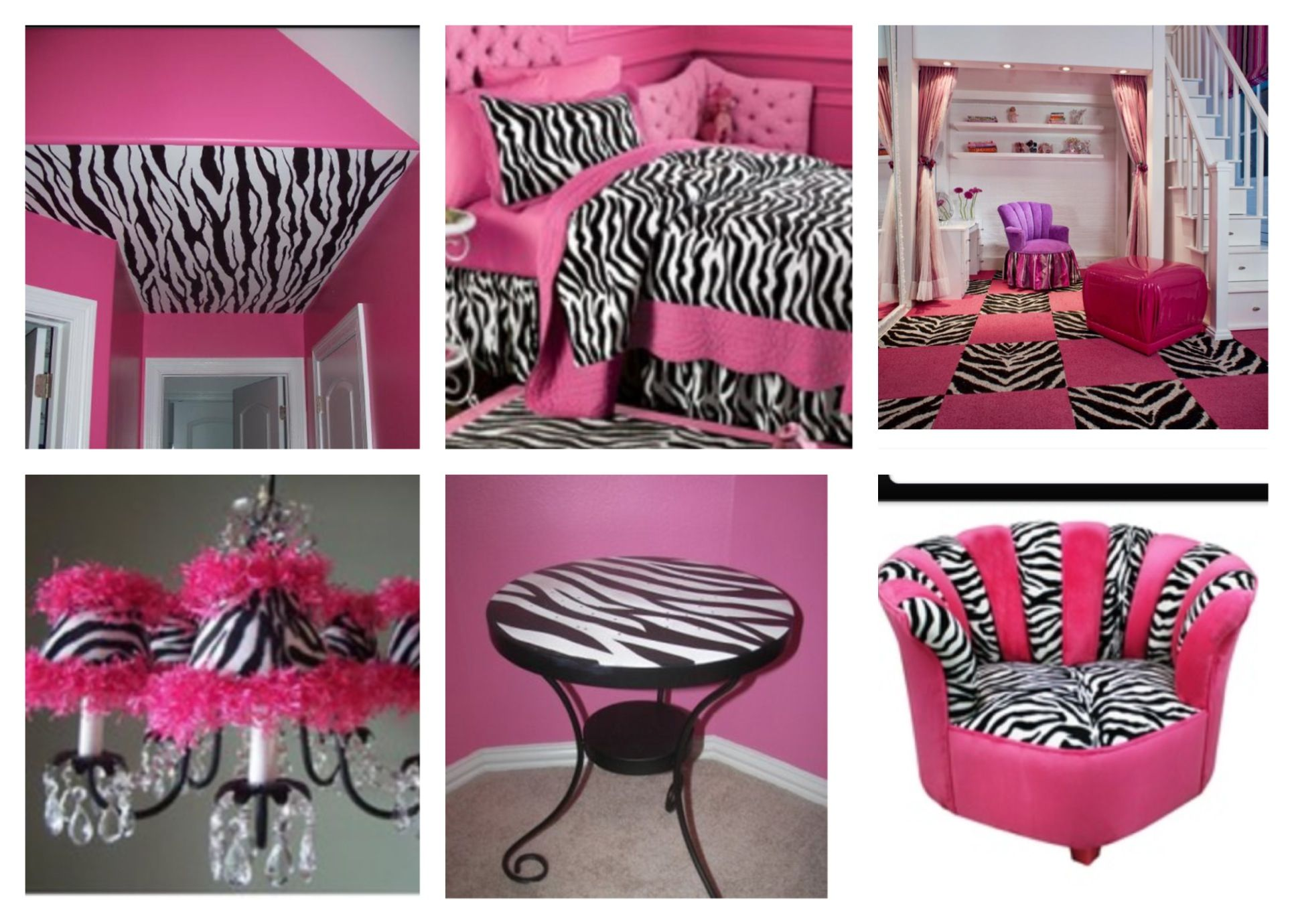 Pink And Zebra Bedroom Pink And Zebra Print Bedroom Maybe Change Color To Blue Or Line