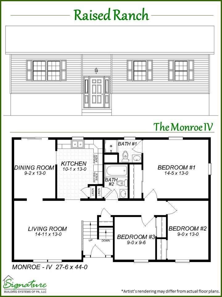 10 Awesome Raised Ranch House Ideas Ranch House Ranch House Plans Raised Ranch Remodel