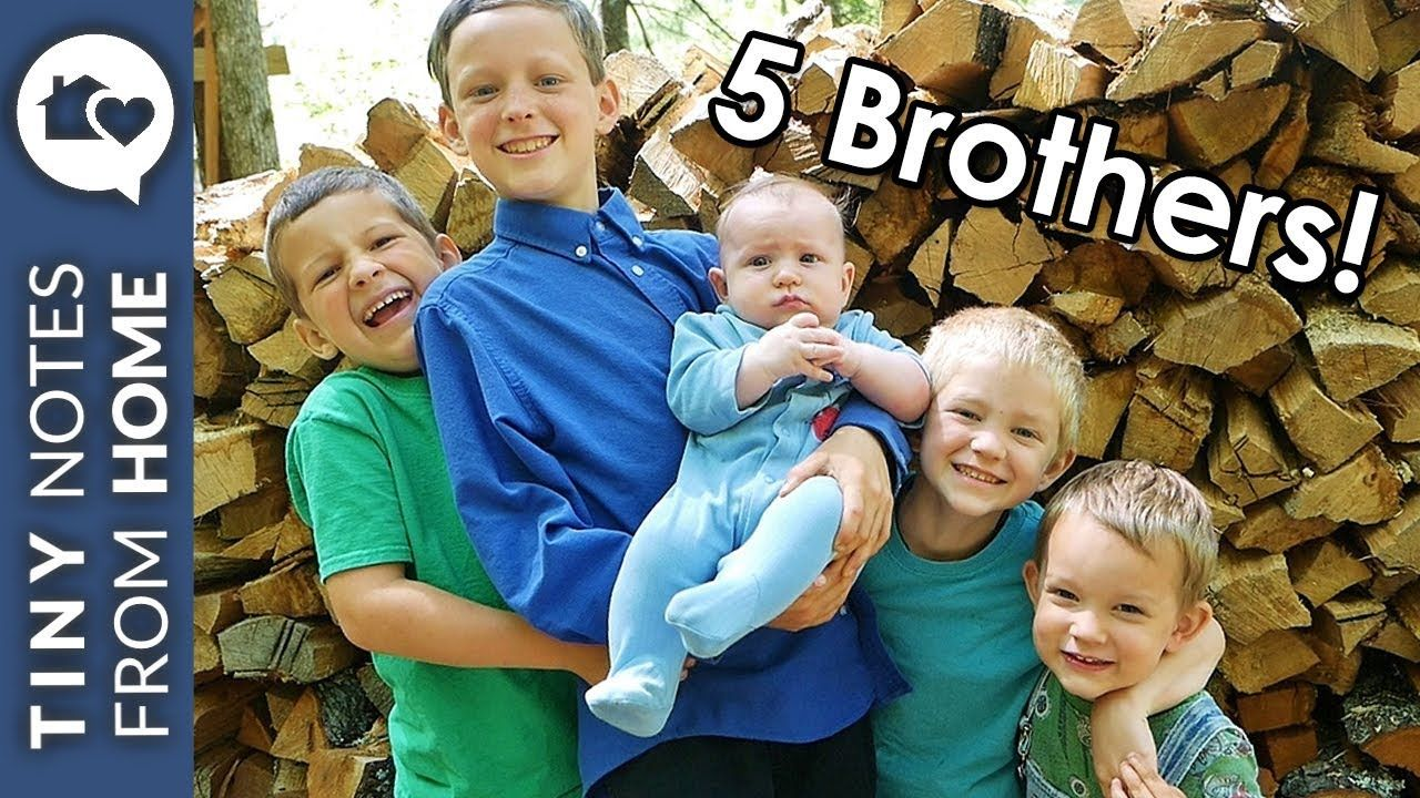 Brotherly shove or brotherly love youtube