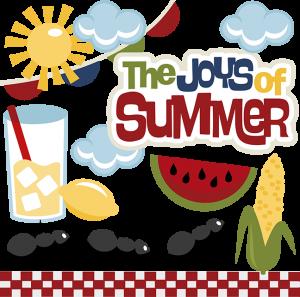 The Joys Of Summer SVG