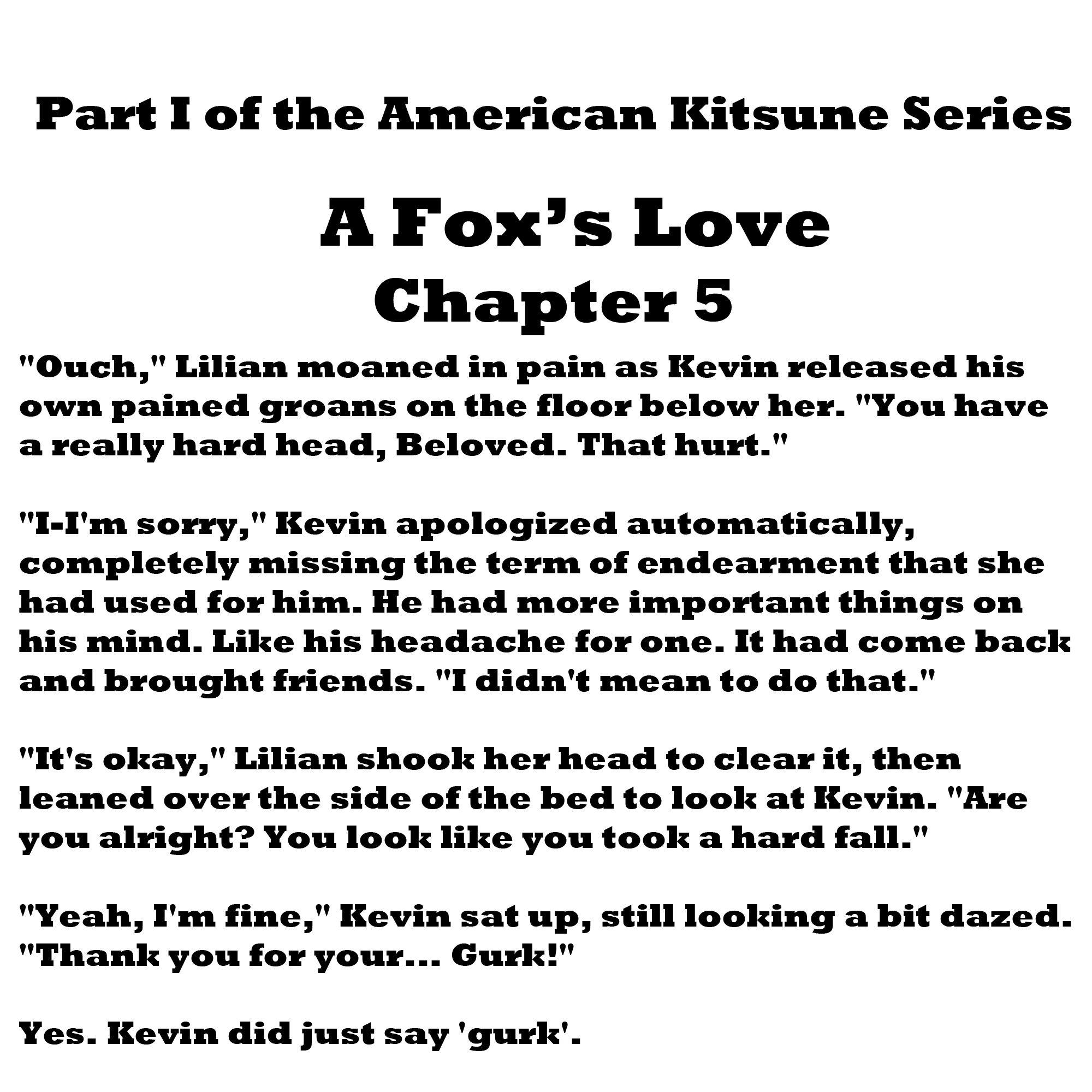 Excerpt from part i of the american kitsune series a foxs love excerpt from part i of the american kitsune series a foxs love an anime fandeluxe Document