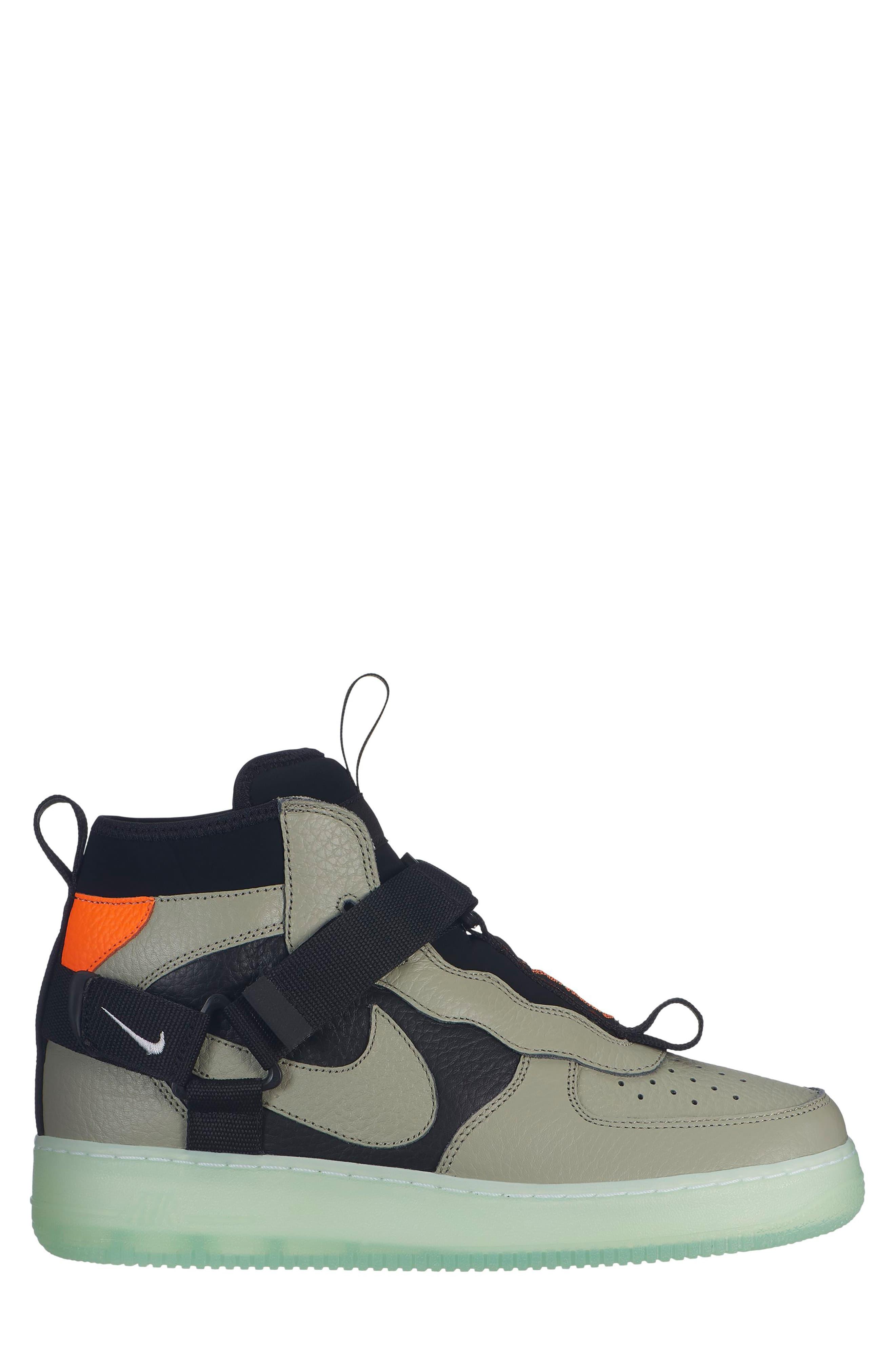 Nike Air Force 1 Utility Mid Sneaker (Men | Nike air force