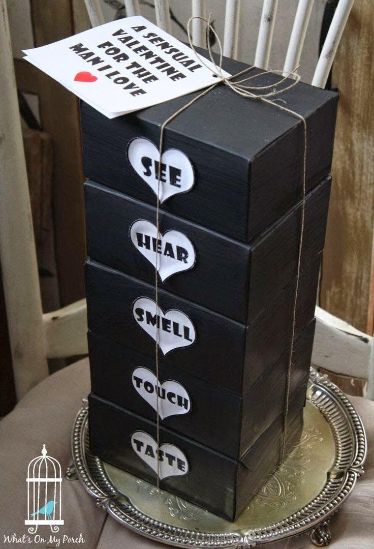 Diy Valentine S Gifts For Husband Boyfriend Valentines