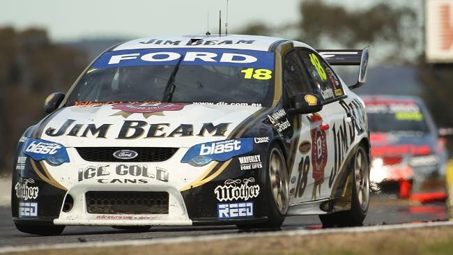 James Courtney Jim Beam Racing Super Cars Australian V8 Supercars Road Racing