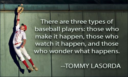 Famous Baseball Quotes   Nike Baseball Quotes Quotes By Subject Browse Quotes By Author