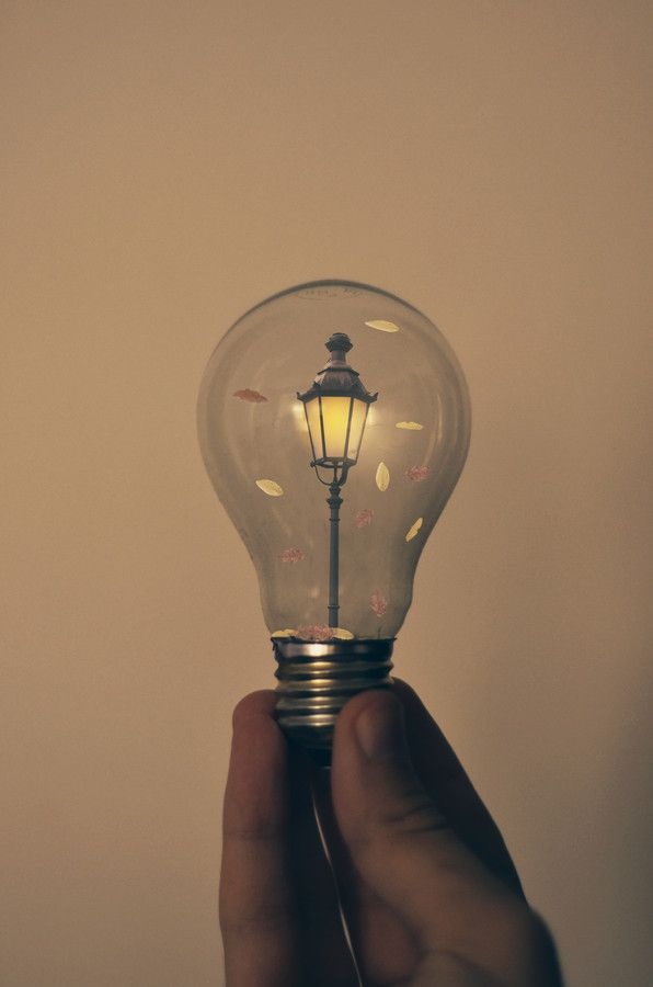 Autumn Light Inside Bulb By Adrian Limani On 500px Art And