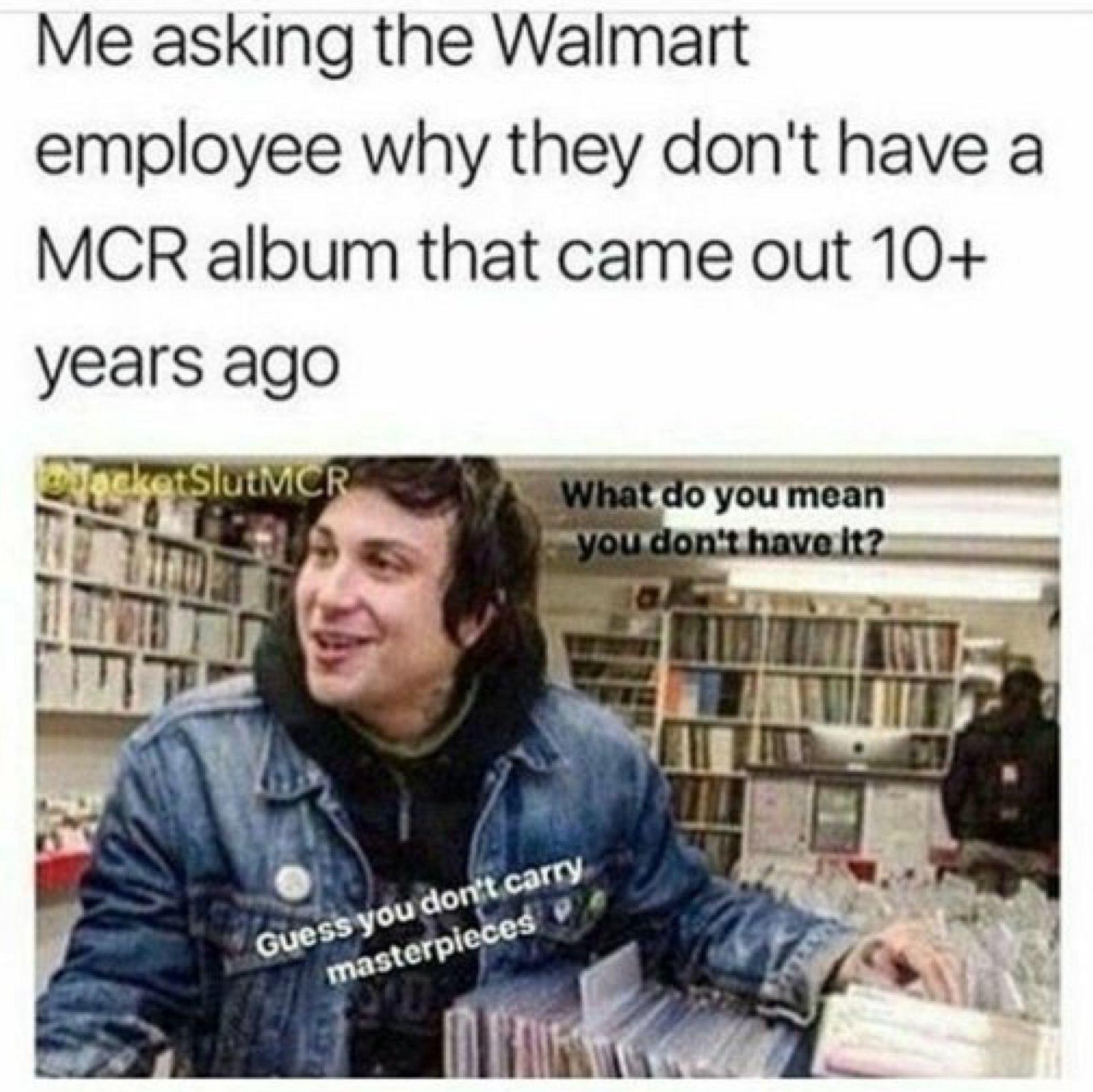 Mcr Memes Mcr Meme 96 In 2020 My Chemical Romance Memes Mcr Memes My Chemical Romance