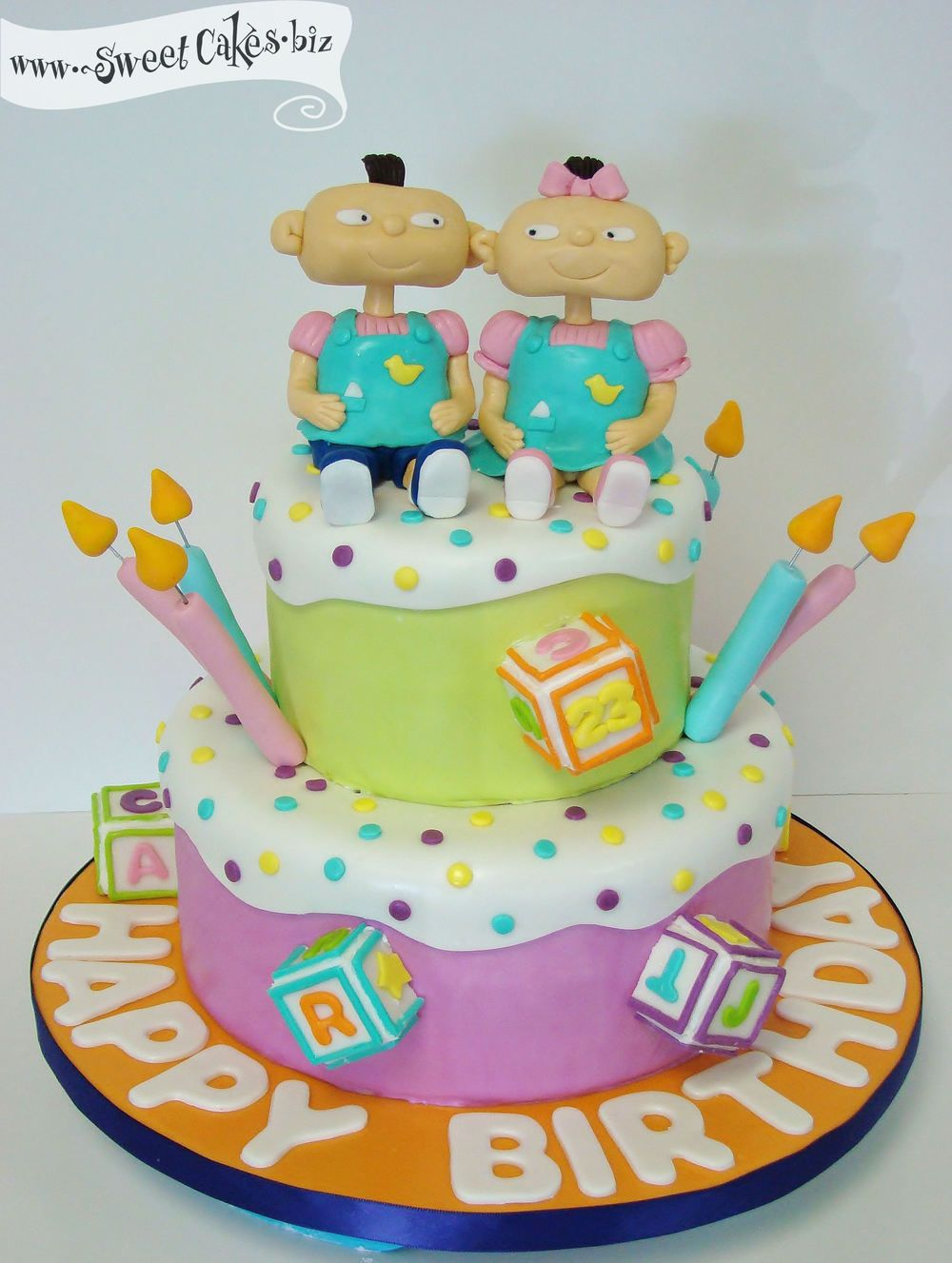 Rugrats Cakes Google Search Skyes Winnie The Pooh Party