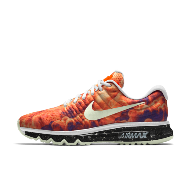 nike air max 2017 id men's running shoe nz