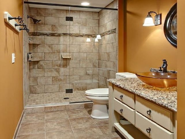 The Inspiring Photograph Is Segment Of Small Master Bathroom Floor Plans  Design Has Dimension 642 X